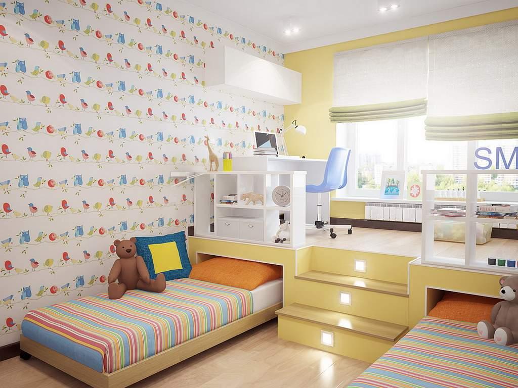Выдвижная кровать (78 фото): выкатная двухъярусная со спальным местом и двухуровневая для двоих взрослых