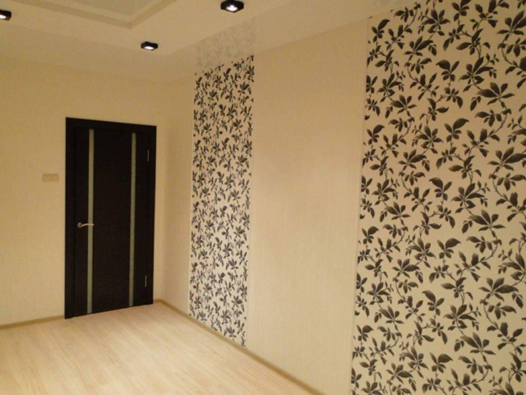 Обои в коридор: виды, цвета, дизайн
