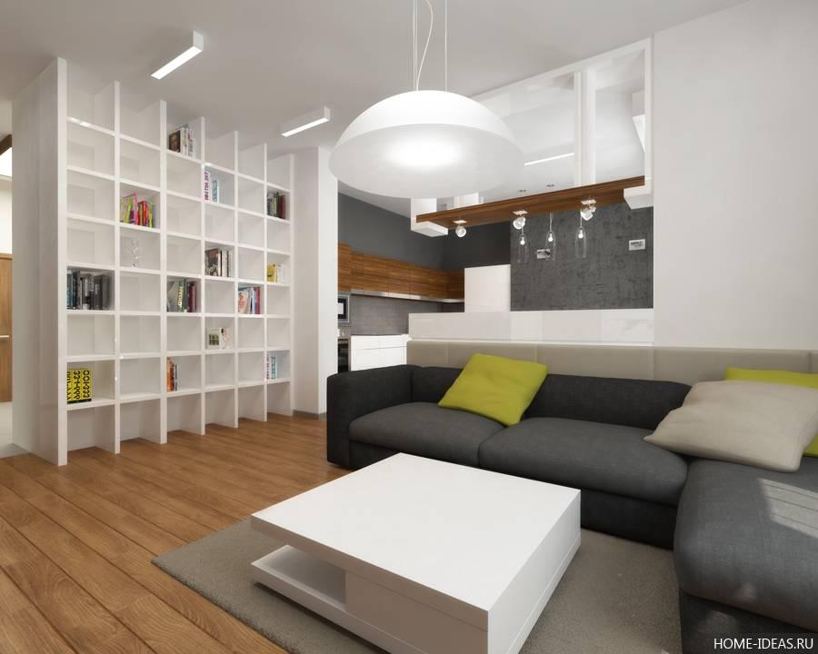Квартиры в стиле минимализма - фото лучших новинок дизайна 2017 года