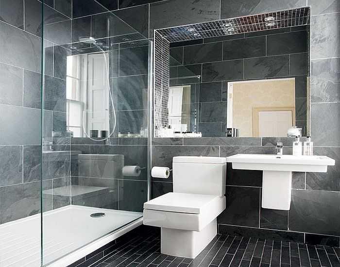 Ванная комната в стиле хай-тек - лучшие новинки современного дизайна (115 фото)