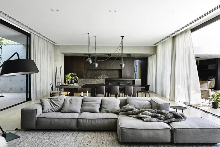 Стиль контемпорари в интерьере — сдержанная современность вашего дома