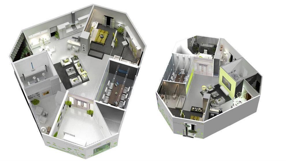 Жилой комплекс new house mart: с видом на спорт и зеленую рощу