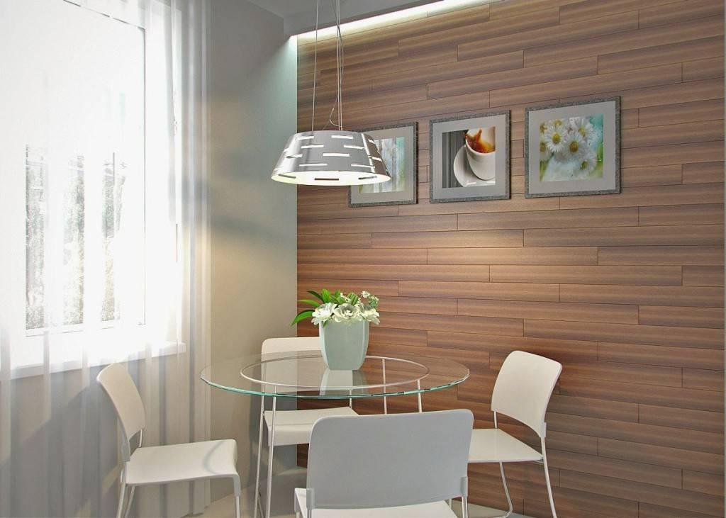 Панели стеновые для кухни: красивое оформление интерьера своими руками