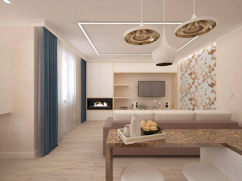 Кухня совмещенная с прихожей: примеры дизайна в квартире и частном доме
