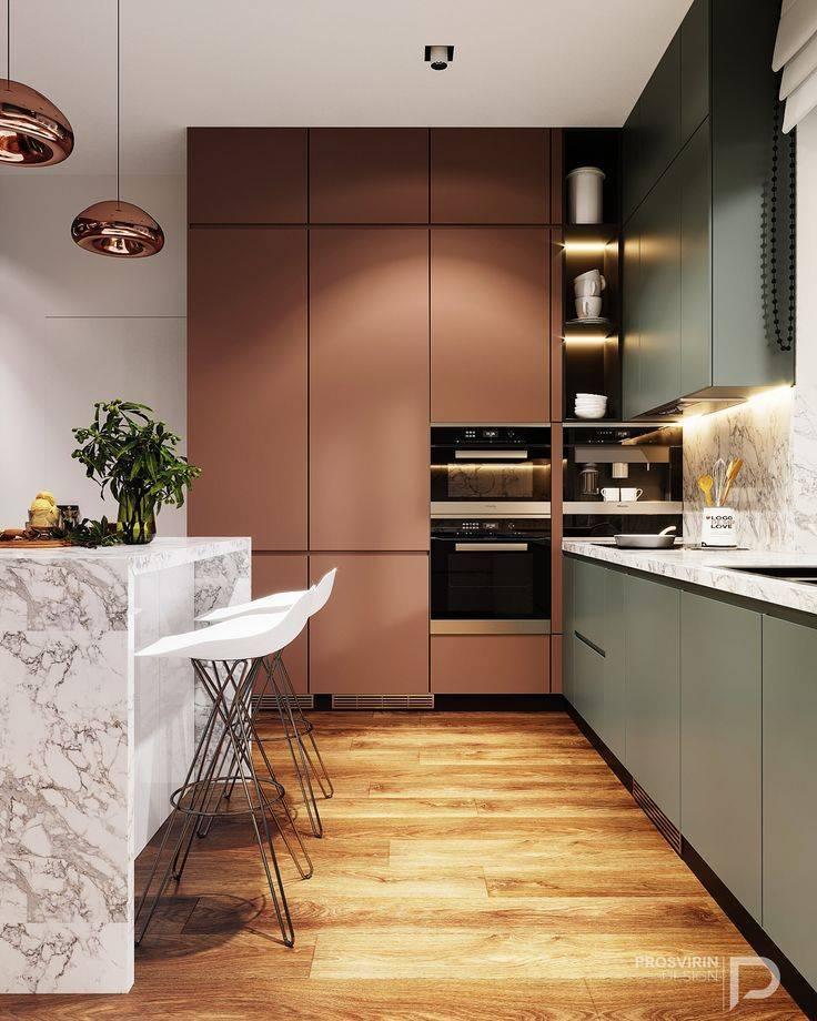 Идеи для современного дизайна кухни (56 фото)