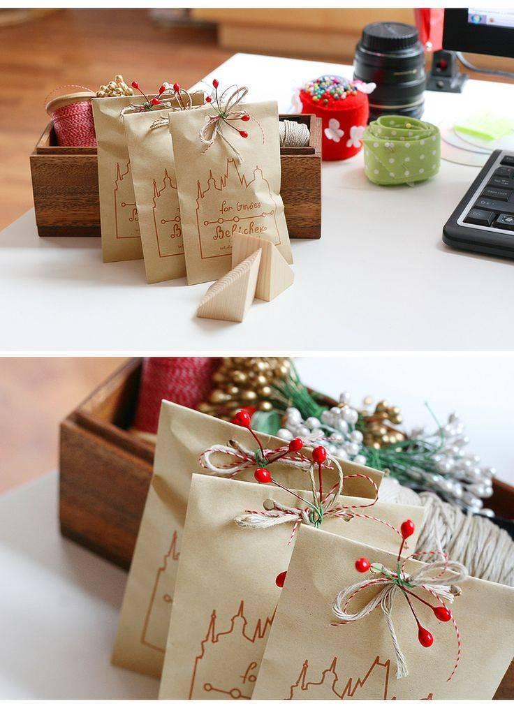 Как сделать упаковку для подарка своими руками — способы необычного и красивого оформления подарка. 110 фото и пошаговая видео инструкция