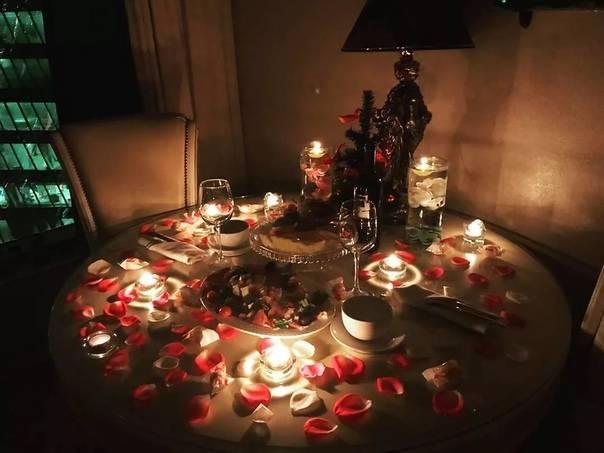 Идеи для романтического вечера: 20 вариантов