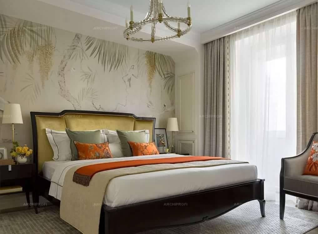 Дизайн спальни 2019 года: 115 фото актуальных тенденций моды оформления спальни