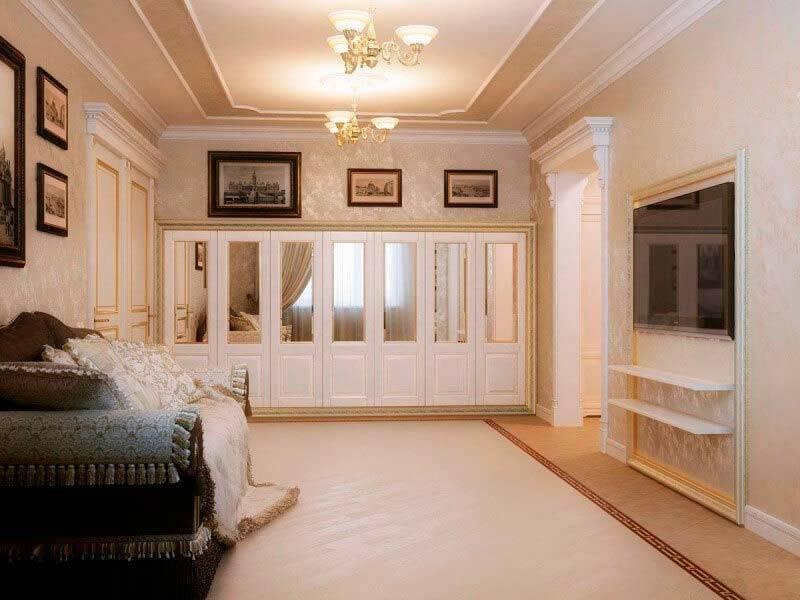 Идеи дизайна трехкомнатной квартиры п-44т с фото интерьеров