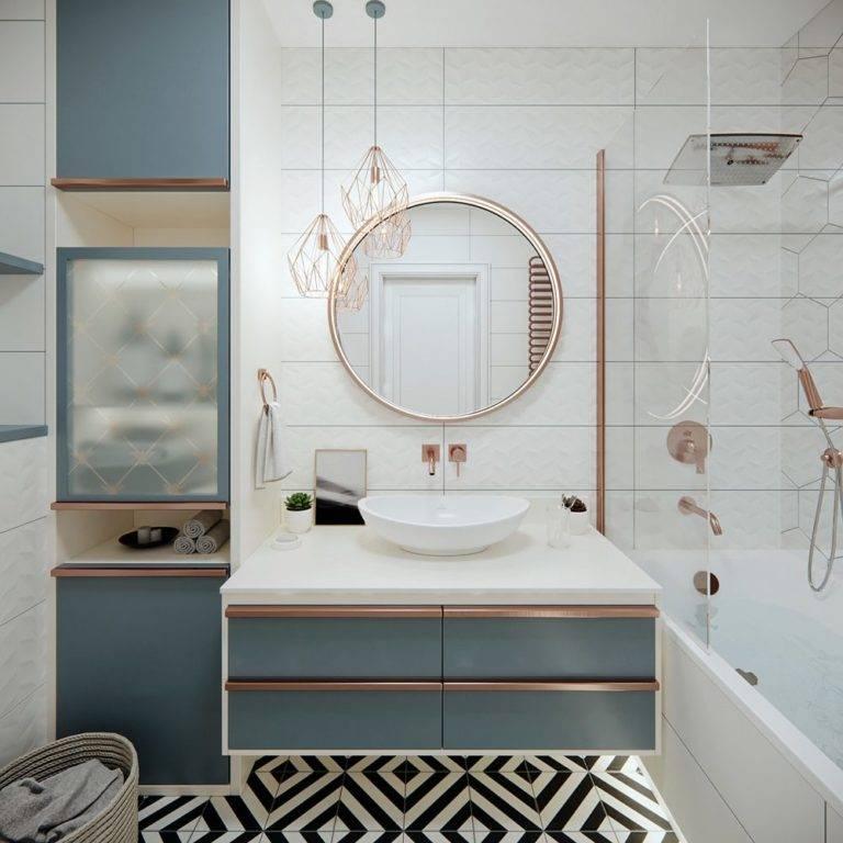 Дизайн ванной комнаты 2020 года: топ-100 фото оригинальных идей от мастеров