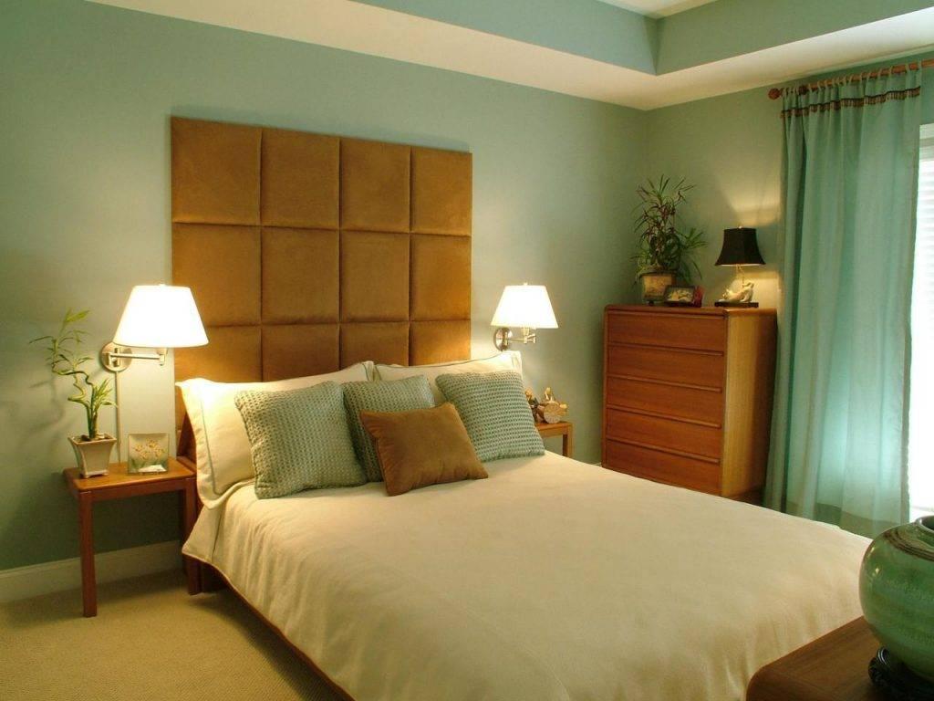 Варианты оформления цвета спальной комнаты по фен шуй