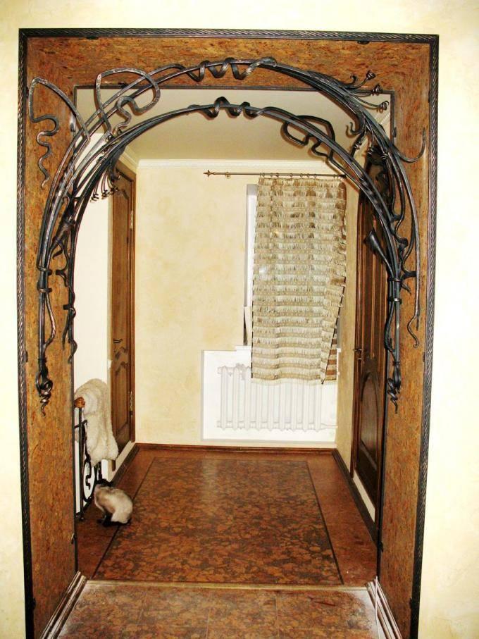 Как сделать  арку в дверном проеме: технологии и их особенности | строй советы