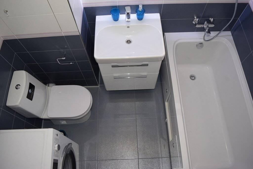 Туалет в хрущевке: 40 фото + 6 примеров ремонта до и после
