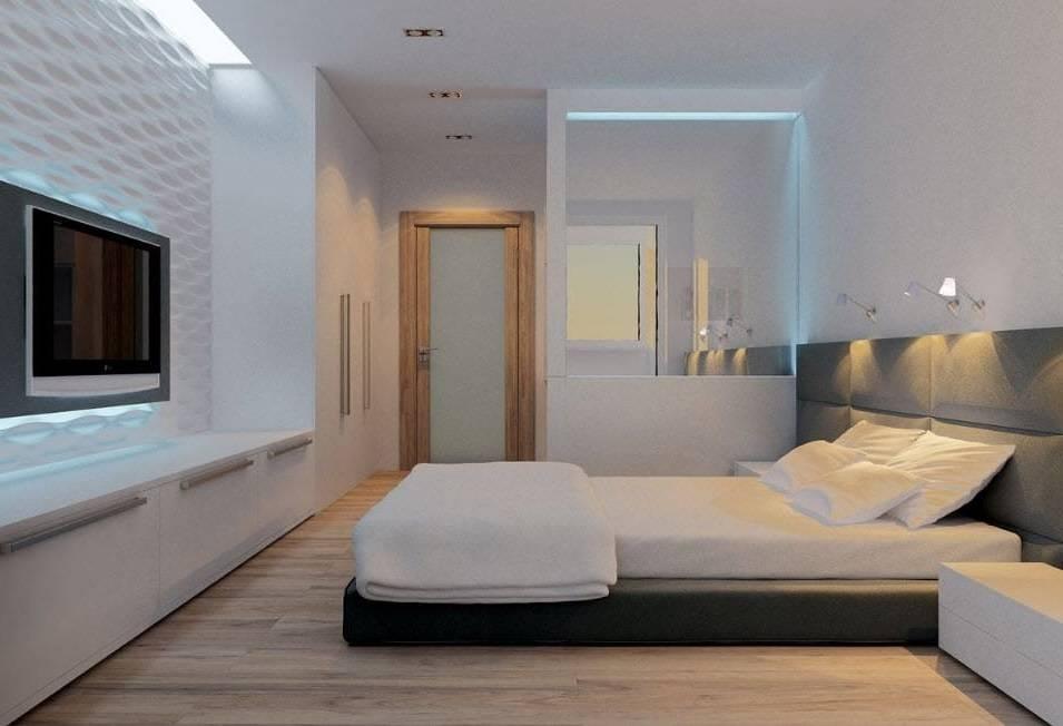Однокомнатная квартира в стиле минимализма – пространство без границ