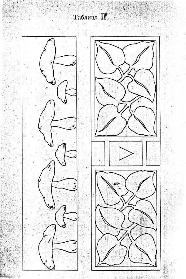 Прорезная резьба: технология по дереву и по фанере, лобзиком и другими инструментами, покраска краскопультом, какие бывают виды прорезной резьбы