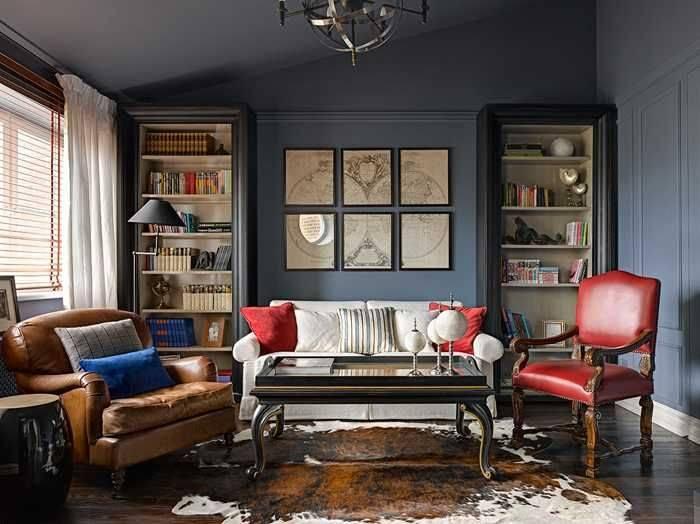 Английский стиль в интерьере: характерные признаки, декор, мебель