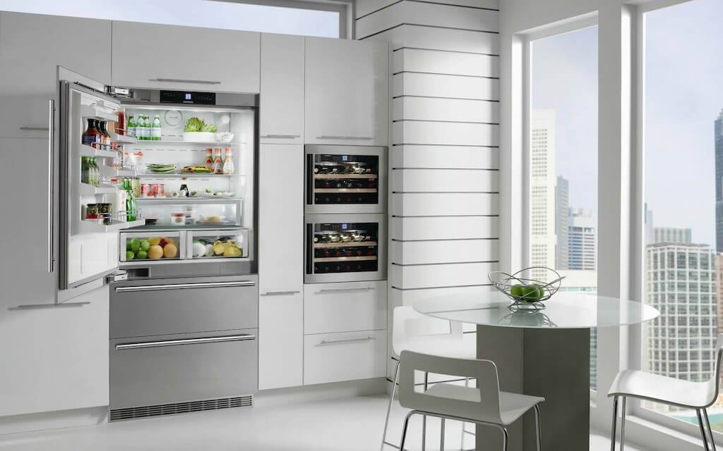 Малогабаритные кухни: советы по обустройству маленькой кухни (75 фото)