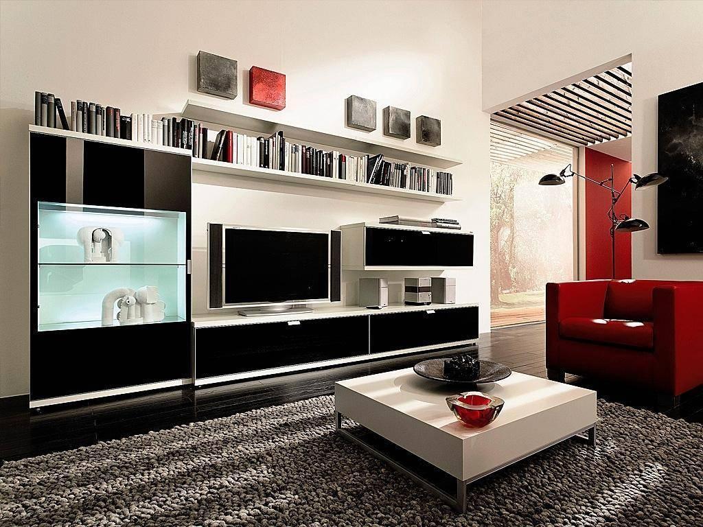 Стенка в гостиную: варианты, как выбрать функциональную мебель + фото для разных интерьеров