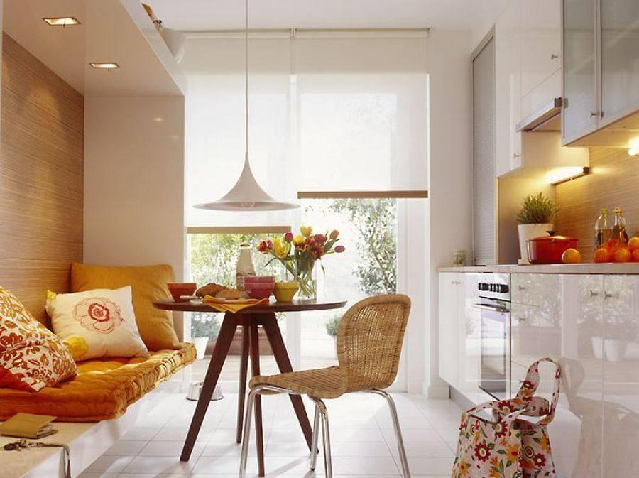 Дизайн кухни 12 кв. м с диваном (79 фото): зонирование интерьера кухни 12 кв. метров с телевизором и без, идеи для планировки