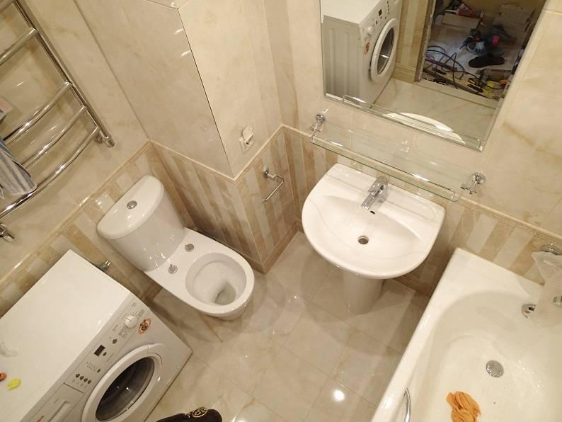 Хрущевский туалет: что с ним можно делать