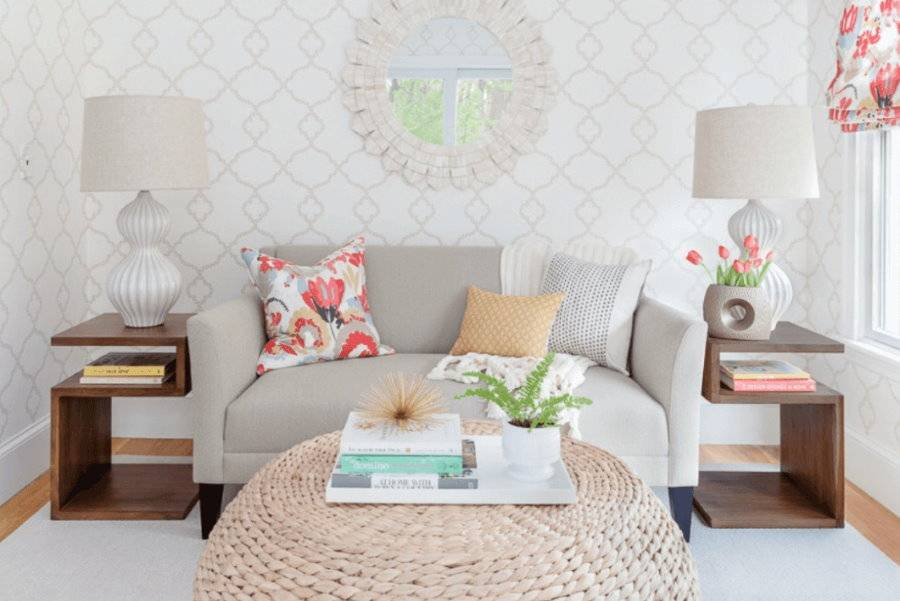 Как выбрать обои для маленькой спальни - правила выбора обоев | стройсоветы
