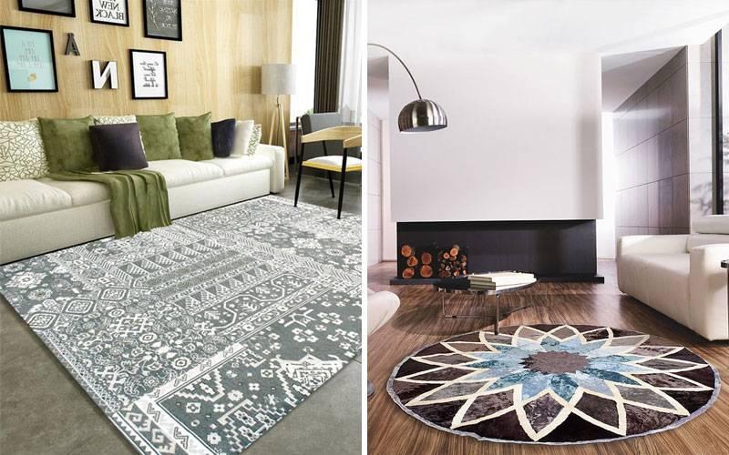 Как выбрать ковер на пол для гостиной: как правильно расположить в интерьере, варианты дизайна + фото как выбрать ковер на пол для гостиной: как правильно расположить в интерьере, варианты дизайна + фото