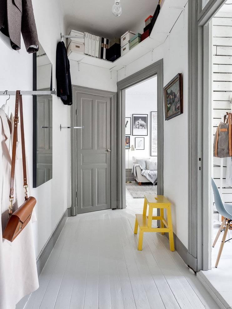 Прихожая в скандинавском стиле: особенности интерьера, дизайн маленькой комнаты, оформление узкого коридора, подбор мебели для хрущевки, шкафы, примеры на фото