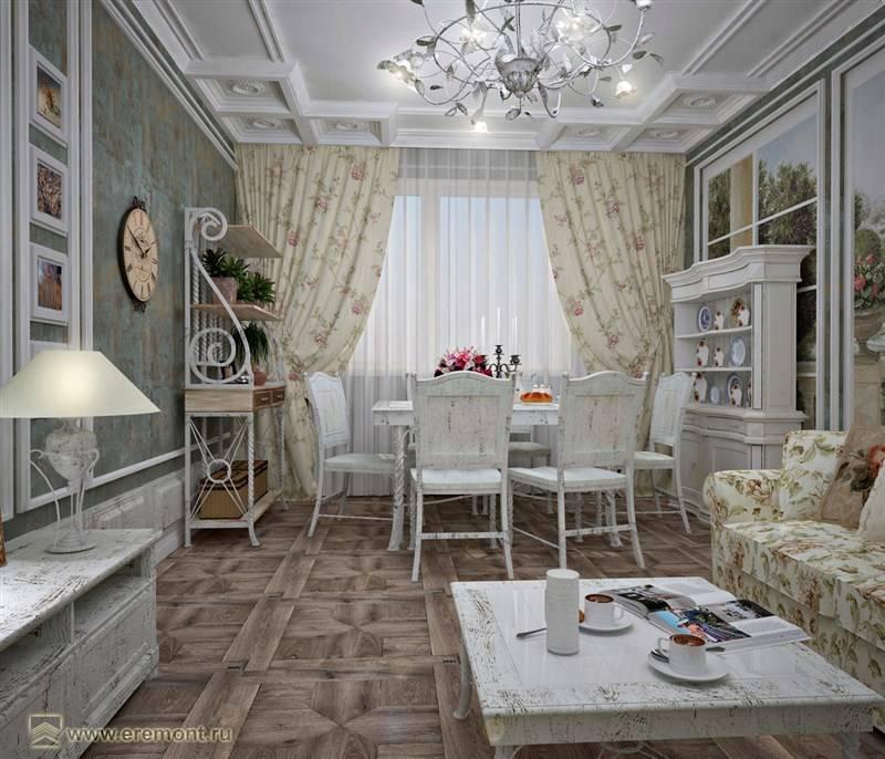 Стиль прованс в интерьере квартиры: завораживающее воплощение французского колорита и естественности
