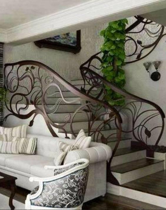 Идеи оформления гостиной в стиле модерн