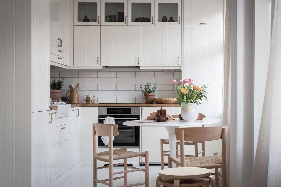 Кухня-гостиная в хрущевке: 40 фото, гид по дизайну