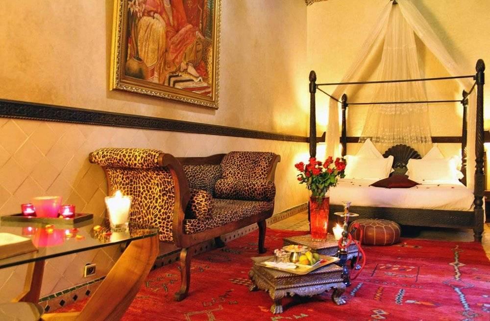 Марокканский стиль в дизайне интерьера   современные идеи обустройства