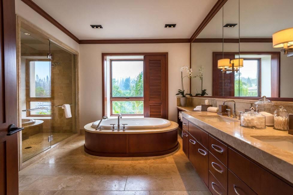 Планировка стандартной ванной комнаты, а также с душевой кабиной, стиральной машиной и туалетом