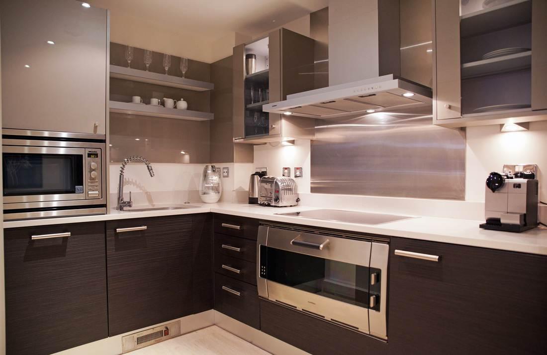 Кухня цвета венге - 130 фото идей и правила как подобрать цвета правильно