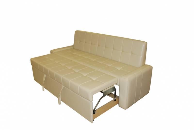 Раскладной диван на кухню: модные варианты на 40 фото