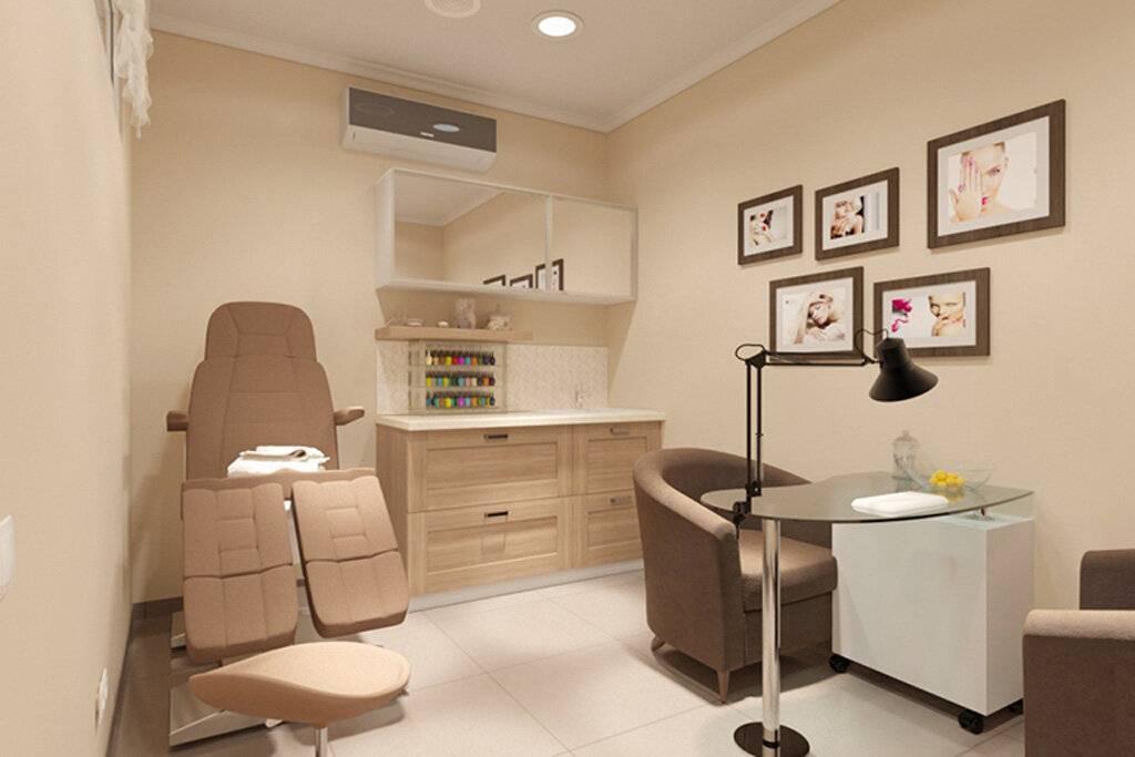 Идеи дизайна маникюрного кабинета