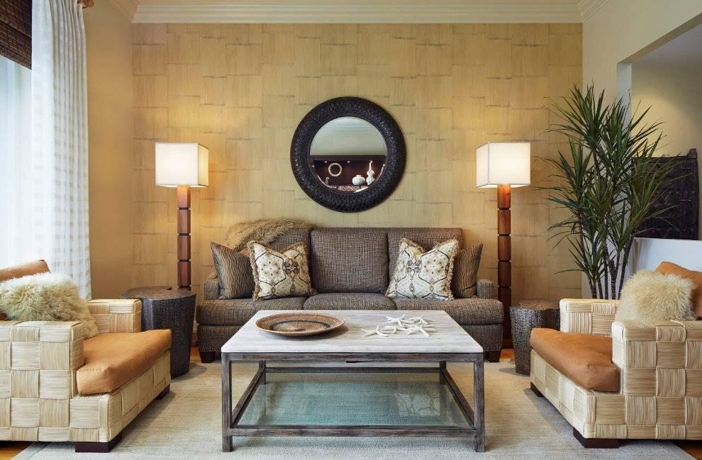 Расставляем мебель в гостиной: главные правила рациональной планировки