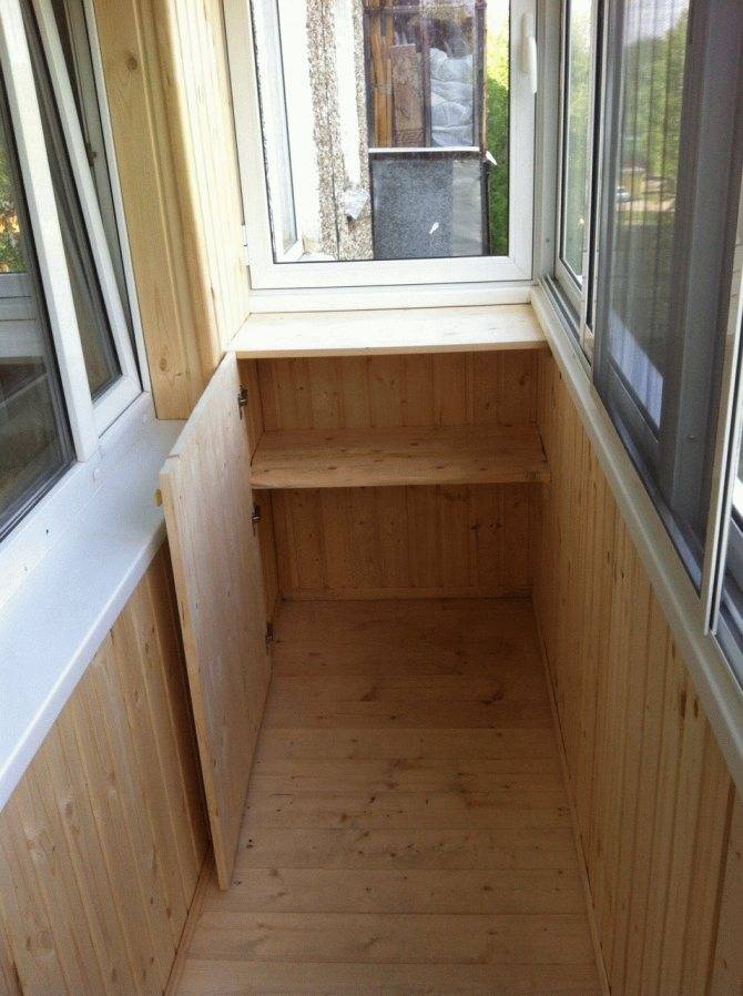 10 вариантов внутреней отделки балкона   80+ фото