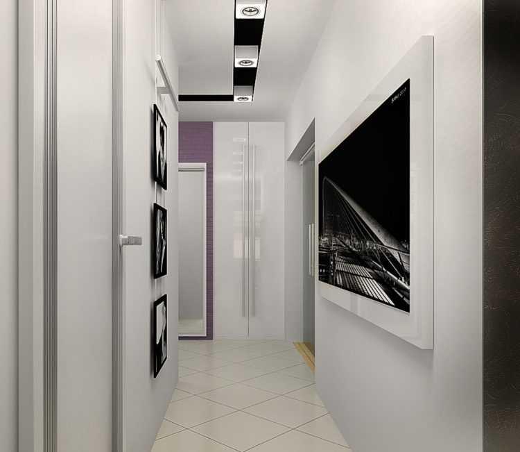 Черная прихожая — строгий, эксклюзивный и оригинальный вариант оформления прихожих (105 фото)