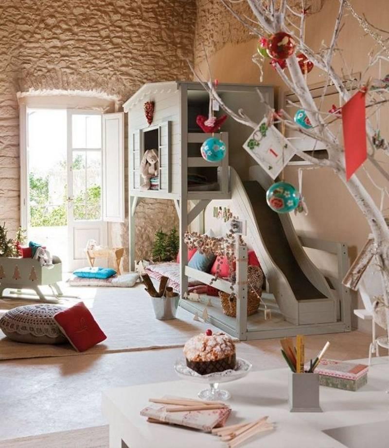 Необычные, оригинальные дизайнерские детские кровати: модели для детей, девочек и мальчиков, двухъярусные кровати, для подростков
