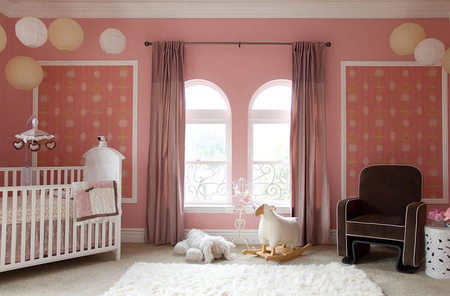 Советы и рекомендации по оформлению спальни в серо-розовых тонах