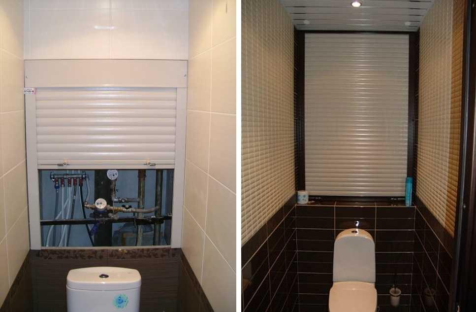 Как спрятать трубы в туалете: короб для закрытия, прячем сантехнические трубы, как закрыть дверкой, рольставни