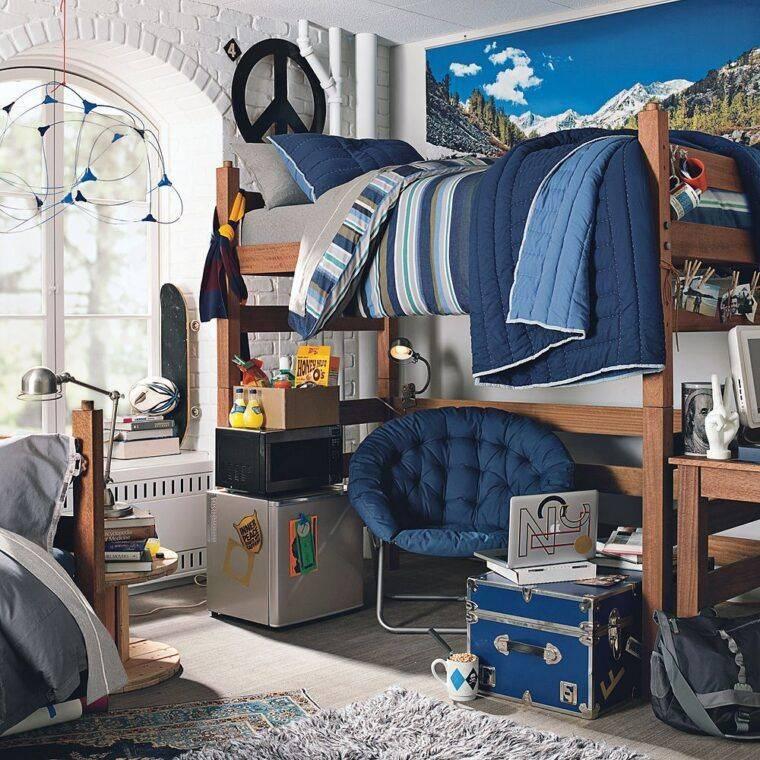 Дизайн подростковой комнаты: как выбрать подходящий вариант и не ошибиться