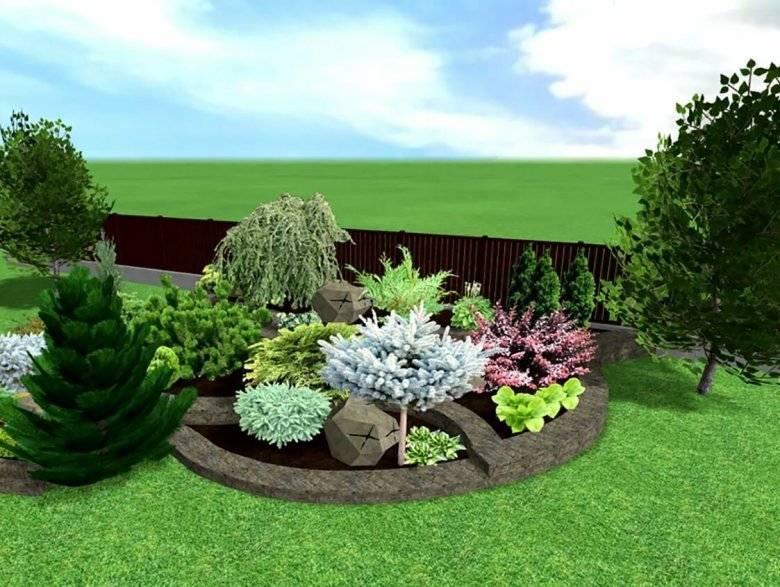 Поиск композиционного решения в ландшафтном дизайне. законы композиции в ландшафтном дизайне
