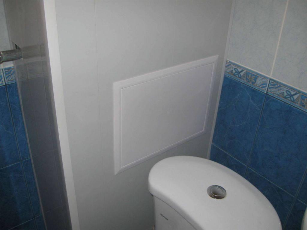 Как спрятать трубы в туалете: способы зашивки труб и фото