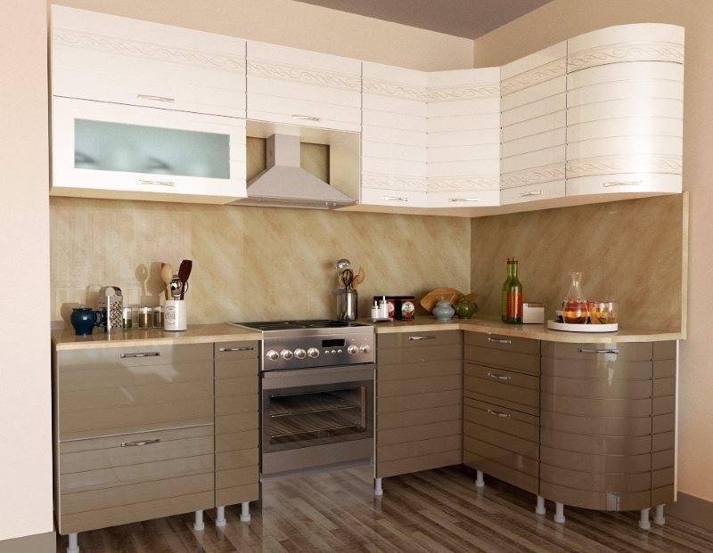 Цвет слоновой кости в интерьере кухни — 100 фото безупречного стиля