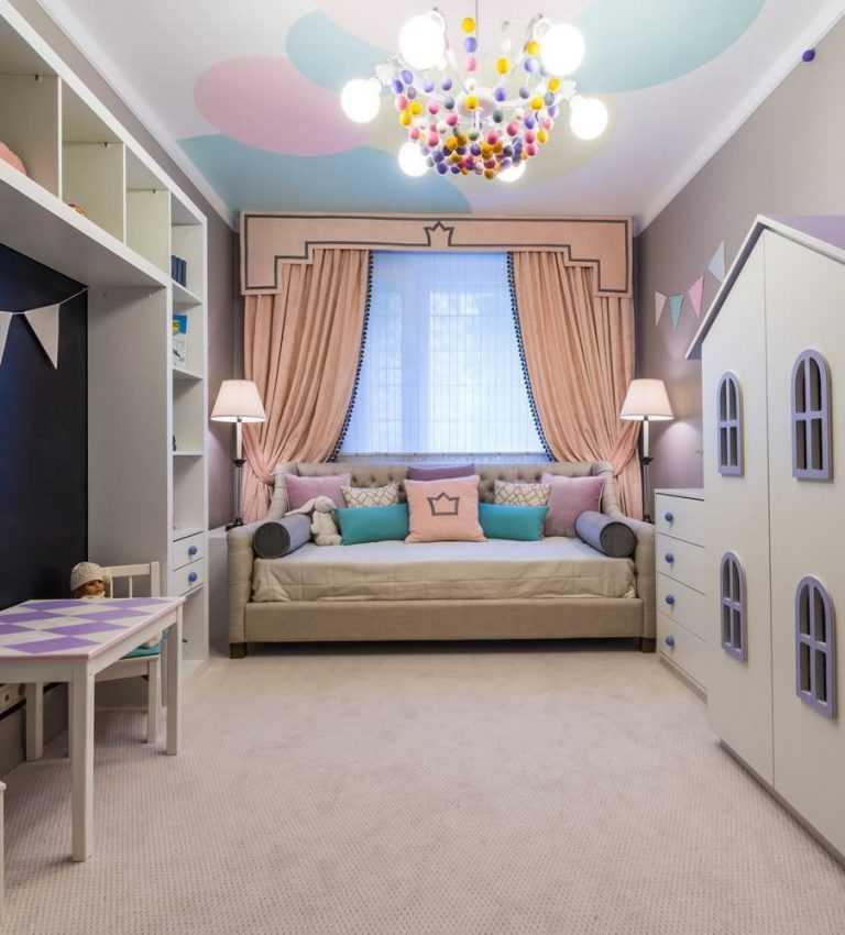 Как очень длинную и узкую комнату сделать более широкой и гармонизировать ее пространство в целом