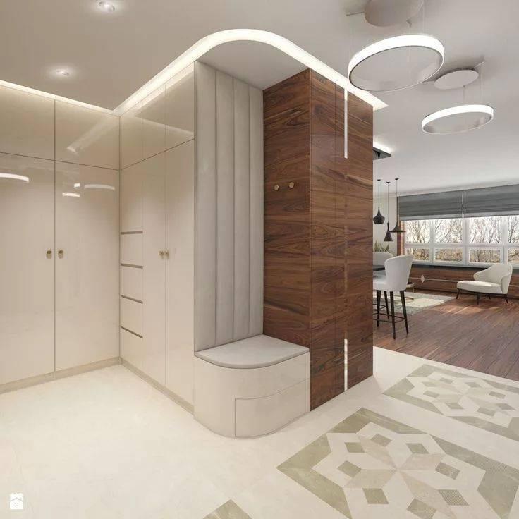 Дизайн узкой прихожей: решения и идеи для коридора в современном стиле   - 40 фото