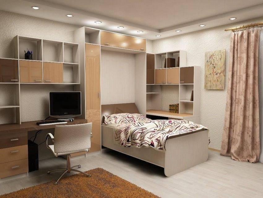 Примеры оформления детского спального уголка