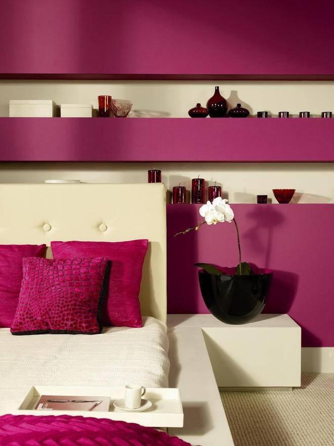 Дизайн кухни в бордовом цвете: фото реальных интерьеров