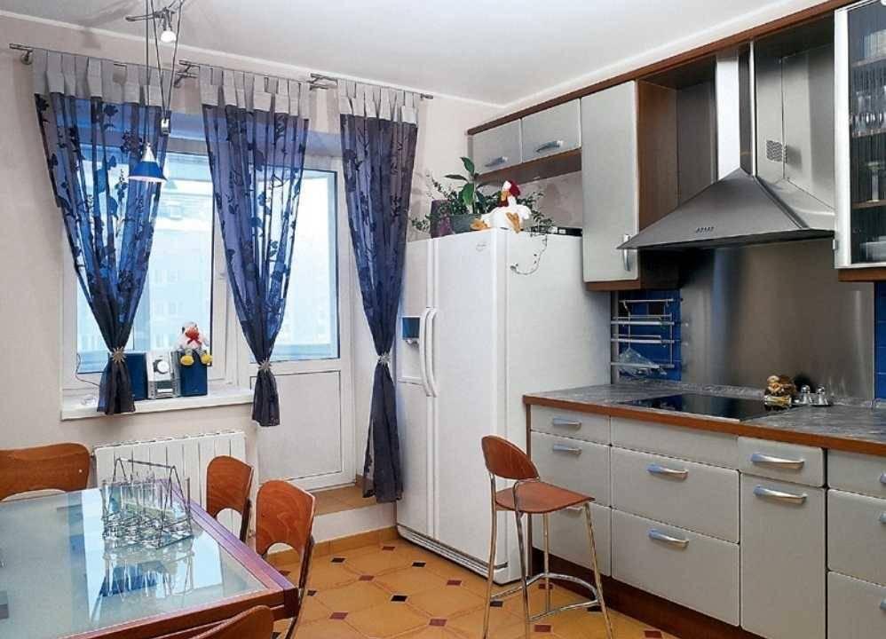 Шторы на кухню: 100+ фото примеров от дизайнеров